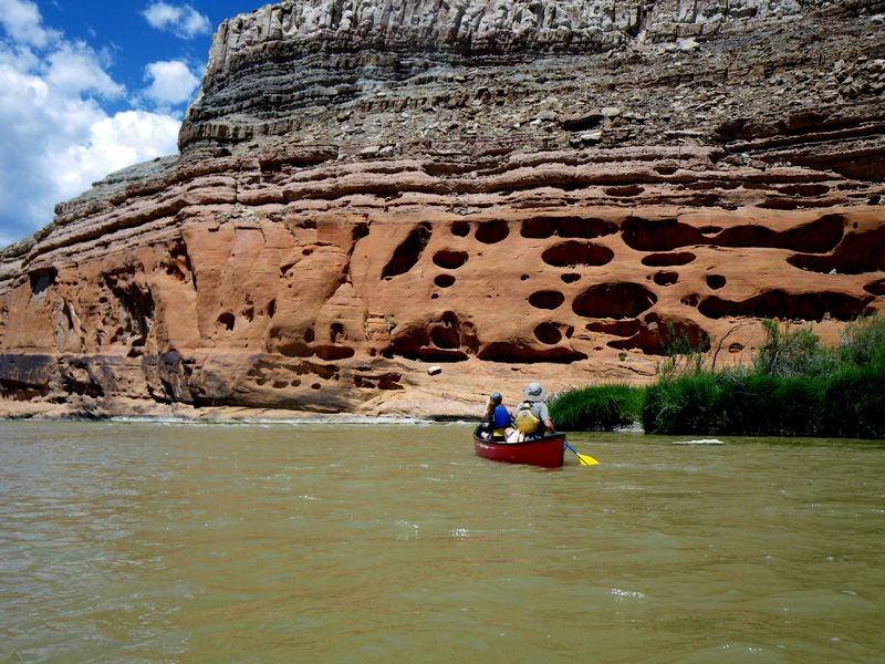 Dominguez to Escalante Canyon