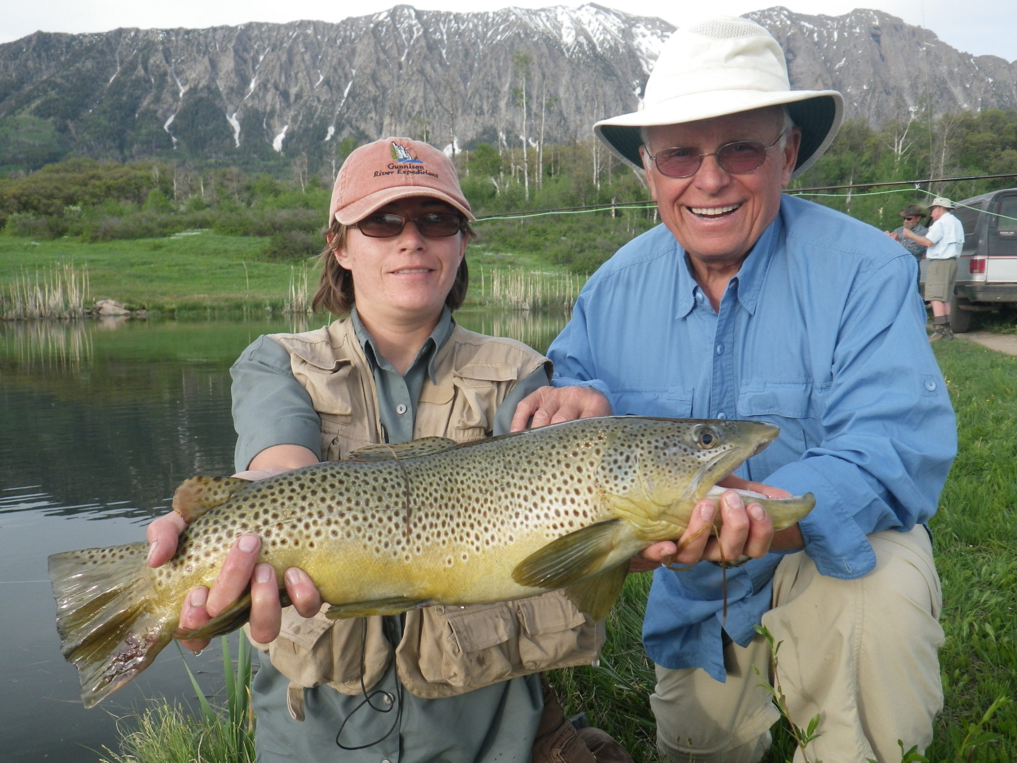 gunnison river fishing report archives gunnison river
