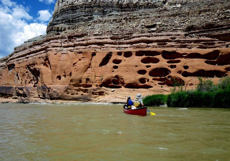 Gunnison River Expeditions Whitewater Rafting In The