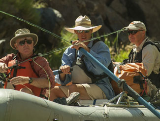 Gunnison River fly fishing guides